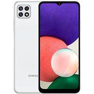 Samsung Galaxy A22 5G 128 GB biely - Mobilný telefón