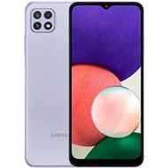 Samsung Galaxy A22 5G 128 GB fialový - Mobilný telefón
