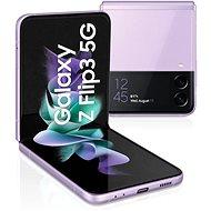 Samsung Galaxy Z Flip3 5G 128GB fialový