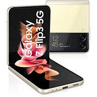 Samsung Galaxy Z Flip3 5G 256GB krémový - Mobilný telefón