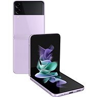 Samsung Galaxy Z Flip3 5G 128GB Purple - Mobile Phone