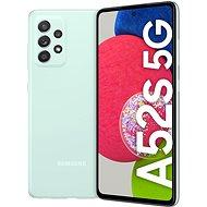 Samsungu Galaxy A52s 5G zelený