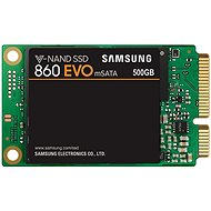 Samsung 860 EVO mSATA 500 GB - SSD disk