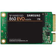 Samsung 860 EVO mSATA 1000 GB - SSD disk