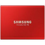 Samsung SSD T5 1TB Červený - Externý disk