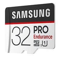 Samsung microSDHC 32 GB PRO Endurance + SD adaptér - Pamäťová karta
