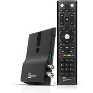 TeleSystem TS6810 T2 HEVC Stealth - DVB-T2 prijímač