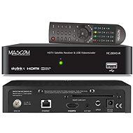 Mascom MC280HDIR - Satelitný prijímač