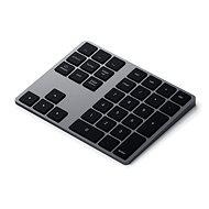Satechi Aluminum Bluetooth Extended Keypad – Space Grey