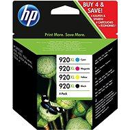 HP C2N92A č.920XL combo pack - Cartridge