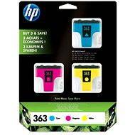 HP CB333EE č. 363 - Cartridge
