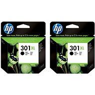 HP CH563EE č. 301XL čierna 2 ks - Cartridge