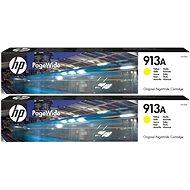 HP F6T79AE č. 913A žlutá 2ks