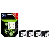 HP C2P43AE č. 950XL/951XL combo pack - Cartridge