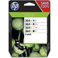 HP N9J74AE č.364XL - combo pack - Cartridge