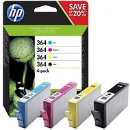 HP N9J73AE č. 364 multipack - Cartridge