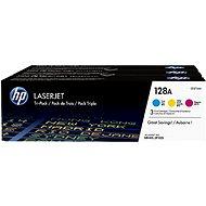 HP CF371AM black č. 128A multipack - Toner