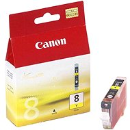 Canon CLI-8Y žltá - Cartridge