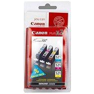 Canon CLI-521 multipack - Cartridge