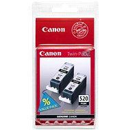 Canon PGI-520BK twinpack - Cartridge