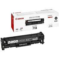 Canon CRG-718BK čierny - Toner
