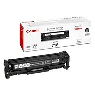 Canon CRG-718BK čierny Twin Pack - Toner