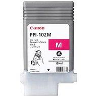 Canon PFI-102M červená - Cartridge