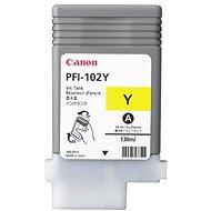 Canon PFI-102Y žltá - Cartridge
