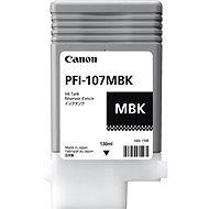 Canon PFI-107MBK matná čierna - Cartridge