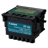 Canon PF-06 - Tlačová hlava