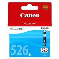 Cartridge Canon CLI-526C modrá - Cartridge