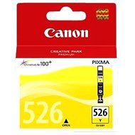 Cartridge Canon CLI-526Y žltá - Cartridge
