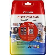 Canon CLI-526 multipack + fotopapier PP-201 - Cartridge