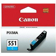 Canon CLI-551C modrá - Cartridge