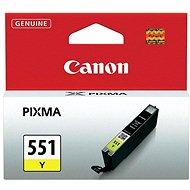 Canon CLI-551Y žltá - Cartridge