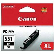 Canon CLI-551BK XL čierna