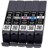 Canon PGI-72 PBK/GY/PM/PC/CO Multipack - Cartridge