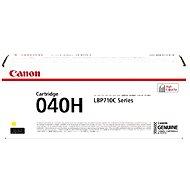 Canon CRG-040H žltá - Toner