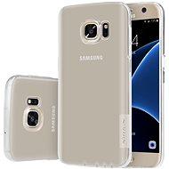 Nillkin Nature pre Samsung Galaxy S7 G930 transparentný - Kryt na mobil