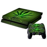 Lea PS4 Weed - Samolepka