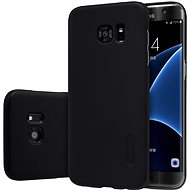 NILLKIN Frosted Shield pre Samsung G935 Galaxy S7 edge čierny