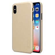 Nillkin Frosted pre iPhone X gold