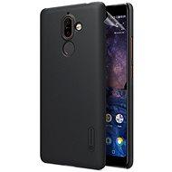 Nillkin Frosted na Nokia 7 Plus Black - Kryt na mobil