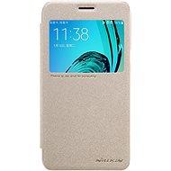 Nillkin Sparkle S-View pre Samsung J320 Galaxy J3 2016 Gold - Puzdro na mobil