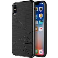 Nillkin Magic Case QI Black pre iPhone X - Kryt na mobil