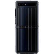 Kryt na mobil Samsung Priehľadný zadný kryt na Galaxy Z Flip (5G) priehľadný