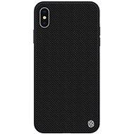 Nillkin Textured Hard Case pre Apple iPhone X/XS black - Kryt na mobil