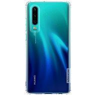 Nillkin Nature TPU na Huawei P30 Transparent - Kryt na mobil