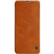 Nillkin Qin Book na Samsung Galaxy A30 Brown - Puzdro na mobil