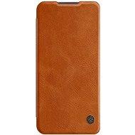 Nillkin Qin kožené puzdro pre Xiaomi Redmi 9 Brown